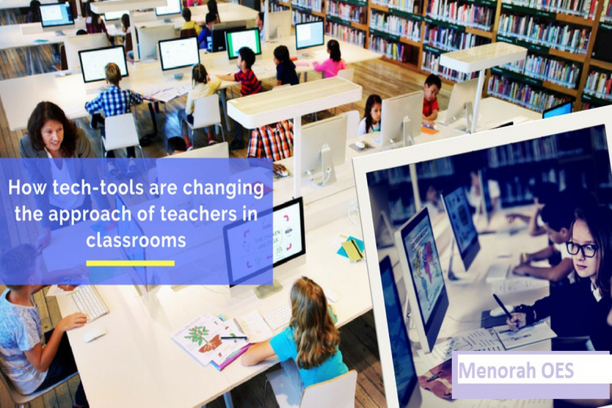 How the advent of Tech-Tools is altering the pedagogy for Teachers?